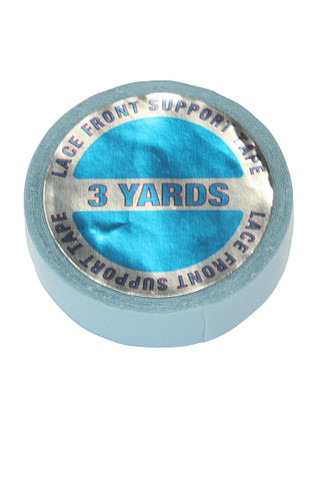 "Tape - Blue 1/2"" x 3 Yards Roll"