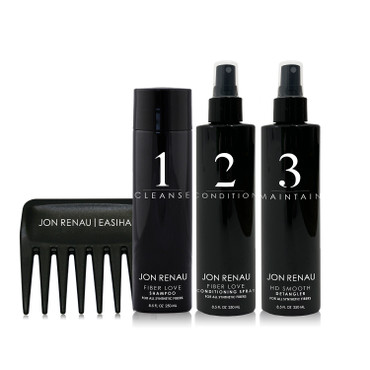 Jon Renau Synthetic Hair Care Kit