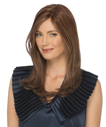 Angelina Human Hair Mono Top Wig by Estetica