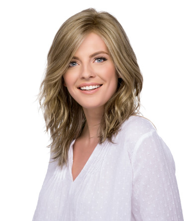 Avalon Synthetic Lace Front Line Wig by Estetica