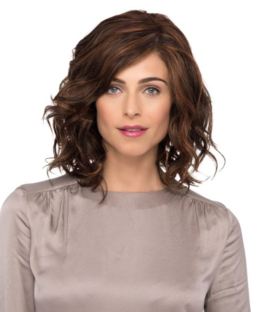 Brooklyn Synthetic  Front Lace Line Monofilament Wig by Estetica