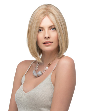 Emmeline Human Hair Mono Top Wig by Estetica