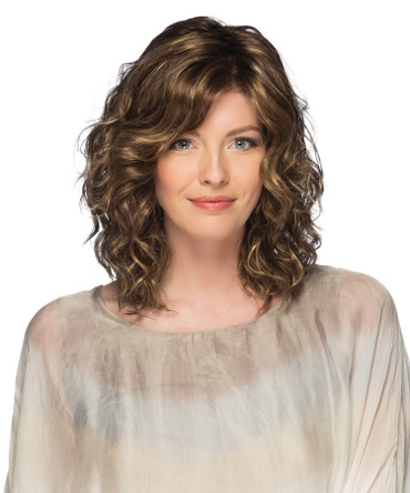 Finn Synthetic Front Lace Line Wig by Estetica