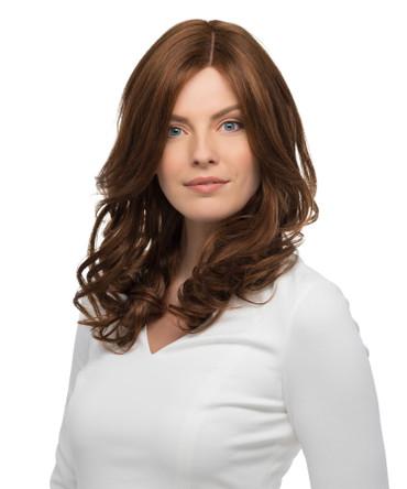 Liliana Human Hair Mono Top Wig by Estetica