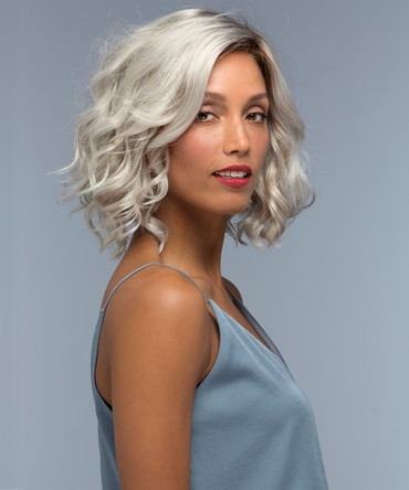 Wren Synthetic Front Lace Line Wig by Estetica
