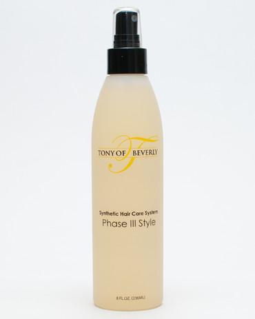 Phase III Style Spray by Tony of Beverly