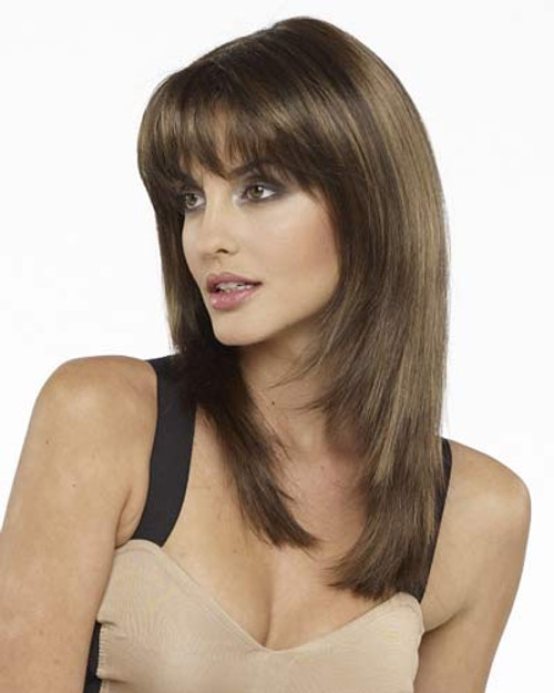 Leyla Synthetic Monotop Wig by Envy