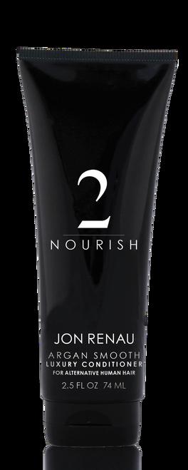 Argan Smooth Luxury Conditioner by Jon Renau 2.5oz