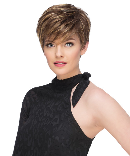 Jett Synthetic Front Lace Line Wig by Estetica