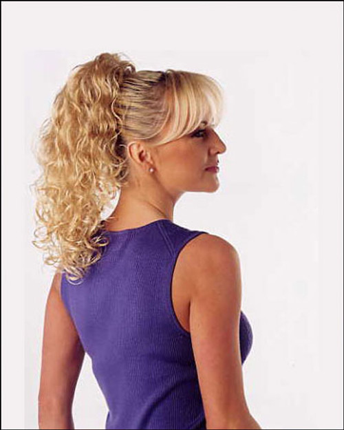Gem Pony Tail Hairpiece by Tony of Beverly