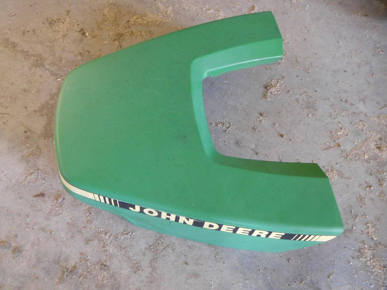 John Deere F-510/F-525 Hood PT# AM132382