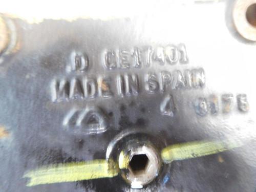 OEM John Deere Gear Box Gearbox Mower Deck F710, F725, F735 DE18578 CE17401