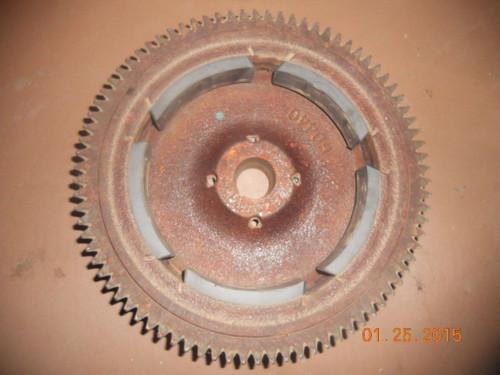 John Deere Lx 178,Lx 188 Kawasaki FD440v, FD501v Flywheel PT# AM109043