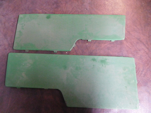 JOHN DEERE 425 445 455 Garden Tractor Side Panel Screens Left & Right Side