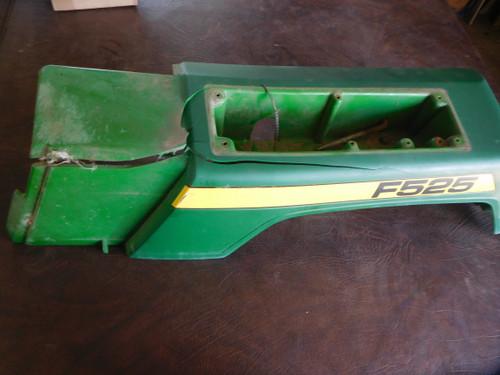John Deere F-510/F-525 RH Fender PT# M141368