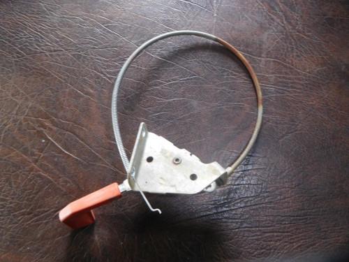 John Deere 130-185 Throttle Cable PT# AM101563