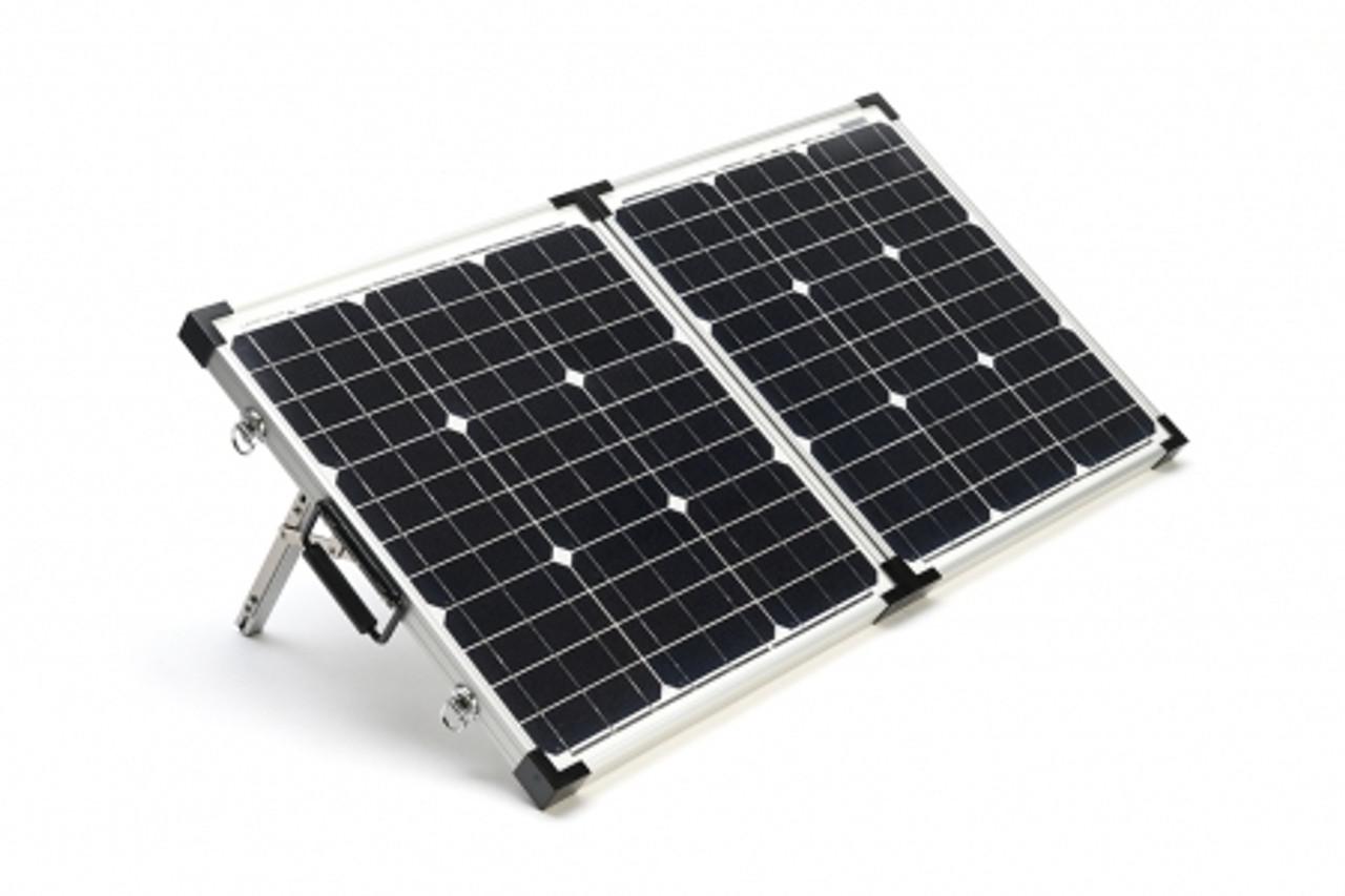 Zamp 160 Watt Portable Solar Charging System Capsells