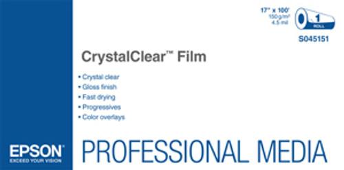 Epson Crystal Clear Film
