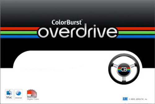 Enhance your printers ability by adding the Overdrive RIP solution to your workflow.  The ColorBurst RIP, enhances the functionality of your printer by adding ability and control beyond the printer's driver.