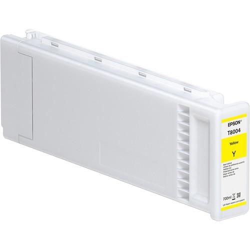UltraChrome Pro T800 Ink Cartridge 700ml Yellow for Epson SureColor P10000 & SureColor P20000
