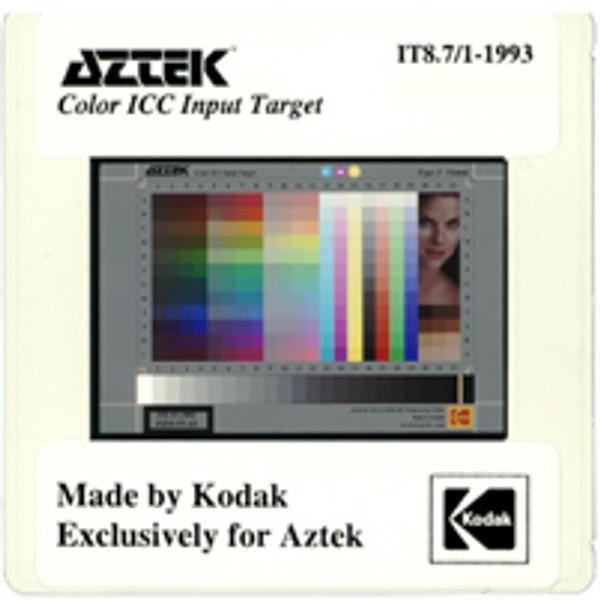 Aztek Q60 Color ICC Input Target / 35 Film