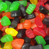 Allan Sour Ju Jubes Gummies, 2.5kg/5.5lb., Bag, {Imported from Canada}