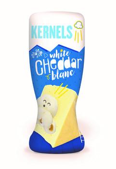 Kernels Popcorn Seasoning White Cheddar 110g