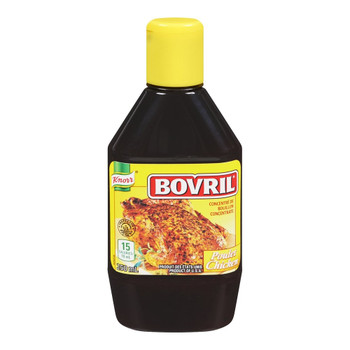 Knorr Bovril Chicken Concentrated Liquid Stock 250mL/8.45oz, (Imported from Canada)