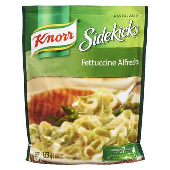 Knorr Sidekicks Fettucine Alfredo Pasta 133g/4.7 oz. {Imported from Canada}