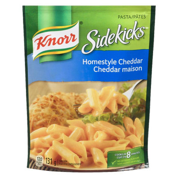 Knorr Sidekicks Homestyle Cheddar Pasta  131g - {Imported from Canada}