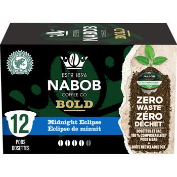 Kraft Nabob Eclipse Mild Roast Coffee Pod, Compatible with Keurig K-Cup Brewers, 12-Count