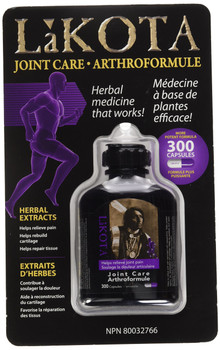 LAKOTA Joint Care 300 Capsules {Imported from Canada}