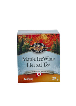 L B Maple Treat Maple Ice Wine Herbal Tea, 20gm {Imported from Canada}