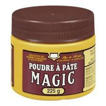 Magic Baking Powder 225g jar Canadians favourite {Import from Canada}