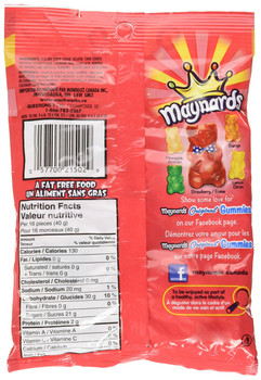 Maynards Orginal Gummies 170g (6oz) {Imported from Canada}
