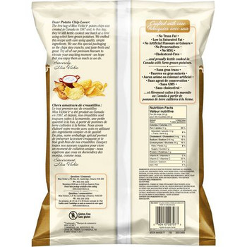 Miss Vickie's Kettle Cooked Sour Cream & Caramelized Onion Chips {Canadian}