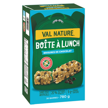 Nature Valley Chewy Chocolate Chip Lunch Box, 30-Count, 780g/27.5oz., {Imported from Canada}