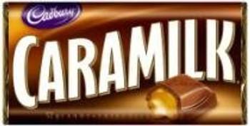 Cadbury Caramilk King Size Chocolate Candy Bars, (24pk) 78g Each {Canadian}