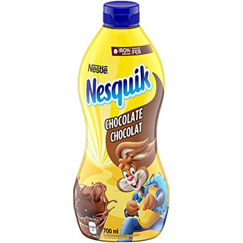Nesquick Original Chocolate Syrup - 700ml {Imported from Canada}