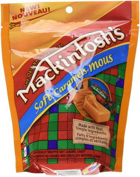 Nestle Mackintosh Soft Caramel Candy 215g {Imported from Canada}