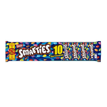 Nestle Smarties Mini Snack Size 2ct {Imported from Canada}