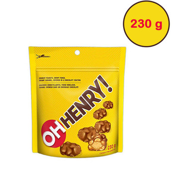 Oh Henry! Chocolate Bites 230g/8oz {Imported from Canada}