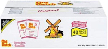 Old Dutch Original Flavoured Potato Chips (40ct x 40g/1.4oz) (Imported from Canada)