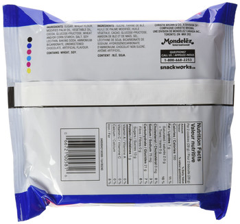 Oreo Double Stuff Sandwich Cookies, 303g/10.7oz (Imported from Canada)