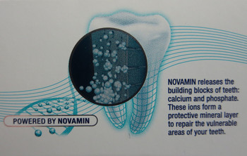 ( Pack of 2 ) Sensodyne with Novamin, Repair & Protect, Extra Fresh 75 mL ( Canadian )