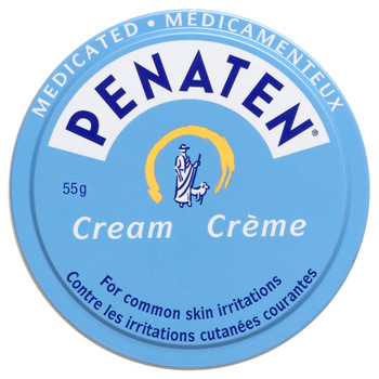 Penaten Medicated Cream 55g/1.9oz. Skin Care, (Imported from Canada)