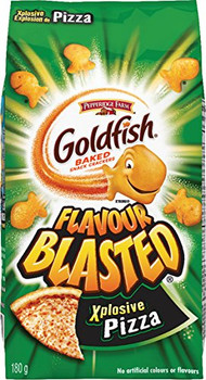 Pepperidge Farm Goldfish Flavour Blasted Xplosive Pizza,{Imported from Canada}