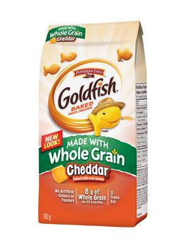 Pepperidge Farm Whole Grain Cheddar, 180g/7.26oz  {Imported from Canada}