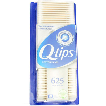 Q Tips Cotton Swab 625ct {Imported from Canada}