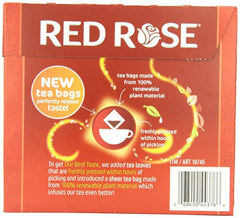 Red Rose Orange Pekoe Tea - 216ct/626g {Imported from Canada}
